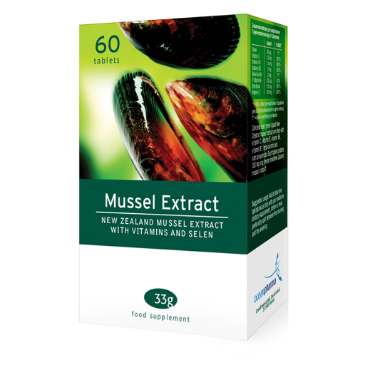 MUSSEL EXTRACT TABLETTEN